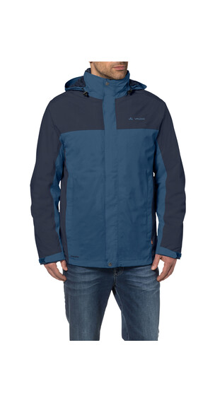 VAUDE Kintail II 3in1 Jacket Men fjord blue